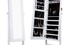 Top 10 Best Jewelry Cabinets in 2016