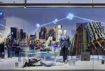 KONEN Travel the World of Fashion - Frühjahr/Sommer 2015 / Travel the World of Fashion: Von den Trends der Mode-Metropolen sind die KONEN Schaufenster im Frühjahr/Sommer 2015 beeinflusst.