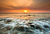 Sunset / Sunrise / by Sean Spatta
