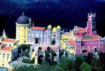 Kastélyok, paloták / Castles, palaces / Építészeti remekművek