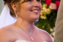 Weddings - Bride's hair