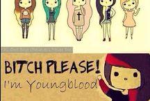 ... BITCH PLEASE !!