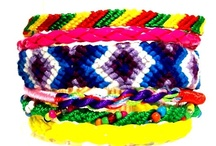 Bracelets/Armbanden  / Ibiza style