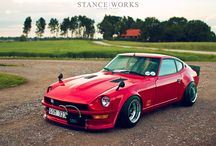 Z Cars / Dedicated to the classic Z / by Michael Willette