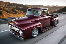 """Bodie Stroud's X-100 Truck on """"Car MatchMaker"""" on the Esquire Network! / www.BodieStroud.com  / by Jammin Jo"""