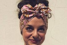 Anemone Headbands