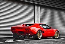 Cars - De Tomaso