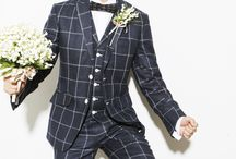 Lilac closet / オリジナルの新郎用衣装です。