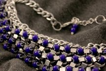 Metal  Necklaces / A huge range of  beaded Necklaces For Girls & women online. / by BlingStation.com