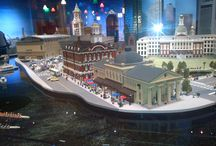 Baby Replica of Faneuil Hall Marketplace