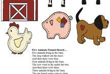 class- Farm Animals theme