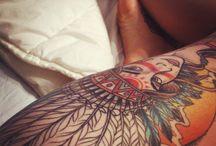 Native / Tattoo