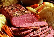 St. Patrick's Day Recipes / St. Paddy's Day recipes that are low carb or diabetic-friendly, including corned beef, stew, and soda bread.