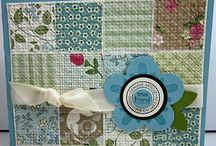 stampin and scrappin cards / by Rachel Veilleux