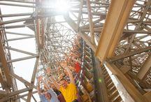 Amusement Parks / Beautiful Amusement Parks around the world