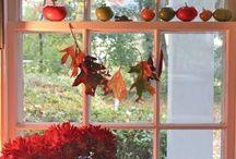 Jesienne dekoracje   Autumn decor