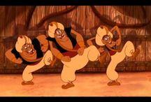 Aladdin & other Disney Royality / by Dana Victoria Kristen Miller