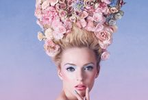 Spring Inspiration  / Beauty inspiration for spring 2014!
