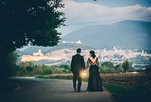 Gothic Wedding in Umbria Italy / Another Wedding dream come true and also for us. What an amazing couple Laura & Joel! Lot's of love !