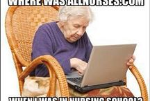 allnurses.com  / allnurses.com is the largest online nursing community with over 775k nurses, educators, and students. We help connect nurses to share knowledge and experiences. / by allnurses.com