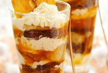 Desserts- Parfaits
