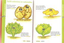 Prv - ovoce,zelenina