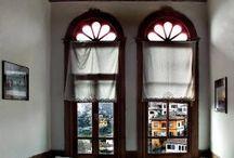 Anadolu evleri ve iç dekoru