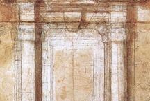 Disegno Architettonico / Dessin d'Architecture / Architectural design