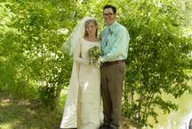 Aaron and Cara's wedding / by Sue DeLong