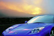 Honda - samochody / Ciekawe samochody marki Honda