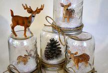 Christmas/winter craft