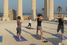 Yoga Holidays Turkey / Yoga holidays for everyone who wants to, indulge in inspiring yoga sessions, chill the mind, relax the body in a wonderful location just a few steps away from golden sands,