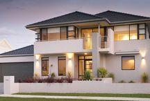 Emeletes családi ház