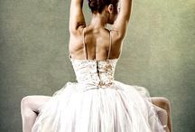 Inspired by Ballet! / by Rainbow Club Bridal