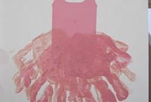 Hand en voet prints