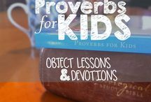 Bible study's for kids