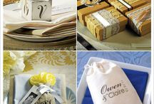 Cadeaux invités mariage thème vintage / Découvrez des idées de cadeaux d'invités pour un thème de mariage vintage. Vintage wedding favors