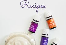 Creating with Essential Oils / I love finding and trying new ideas with essential oils.