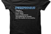 Entrepreneur / Entrepreneurial Inspiration. / by YODspica™