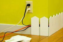 Formas de esconder los cables