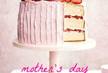 Mother's Day Cakes and Sweets