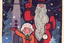 Soviet Space illustration