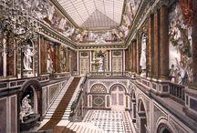 Arkitekturo de Palastoj ene