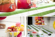 Summer Party theme