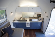 Airstream Travels / Camping in style