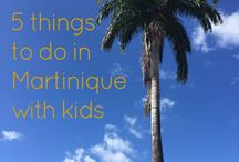 Martinique / Visit the beautiful Caribbean island of Martinique and learn all there is to discover about its blue waters and palm trees.