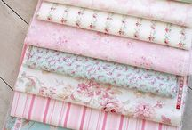 Fabric combos 《♥》 Color combos / Do NOT store your fabric on store cardboard  bolts, it will fade your fabric !!!!