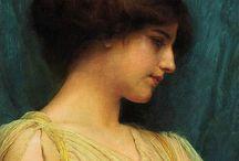 kobieta w obrazach