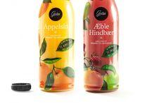 the juice company moodboard