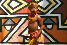 South African traditional art